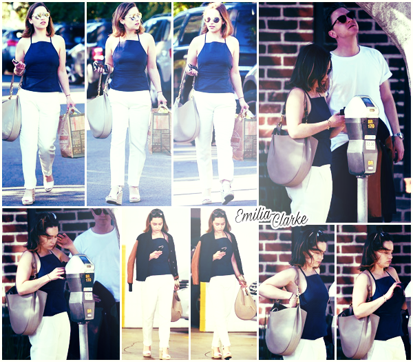 • Candid - Out in Los Angeles