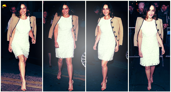 • Event - Pre-BAFTA Awards Dinner