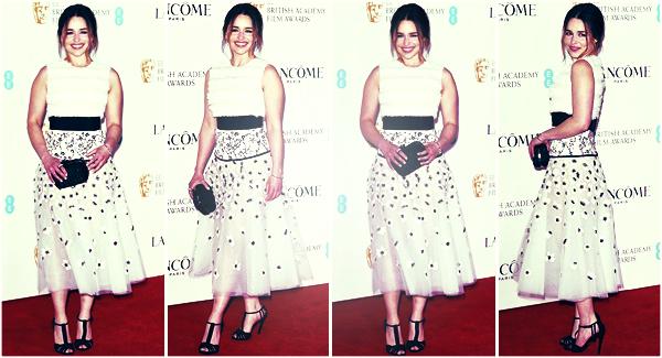 • Event - Pre-BAFTA Lancôme Party