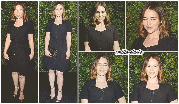 • Event - Charles Finch and Chanel Pre-Oscar Dinner