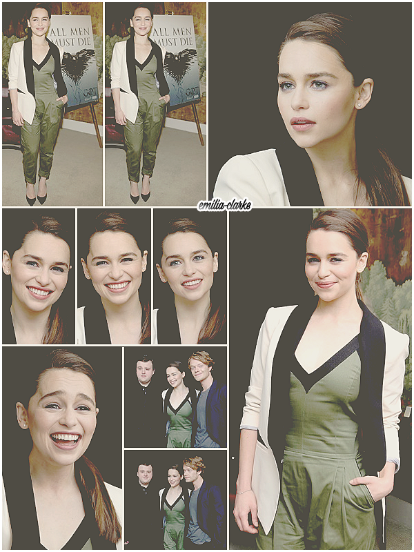 • Press Conference - Game of Thrones • Season 4