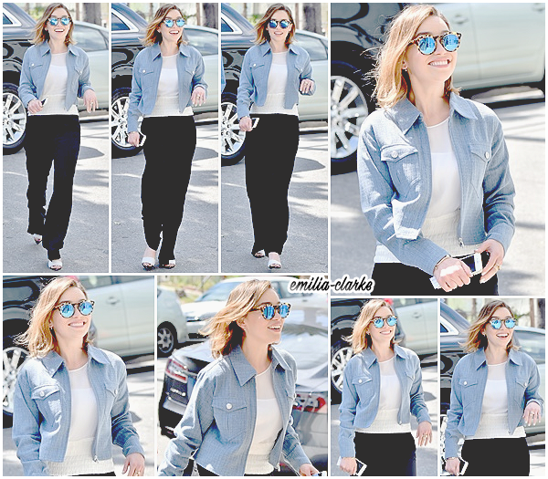 • Candid - Out & About in West Hollywood