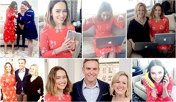 • Interviews - Twitter & Instagram Q&A
