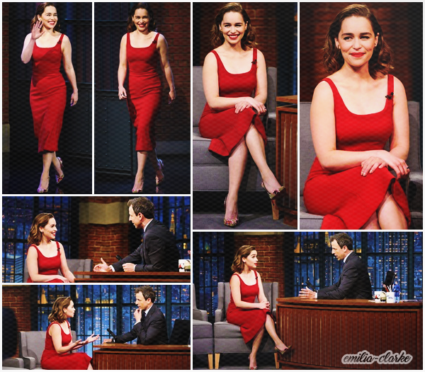• Talk-Show - The Late Night with Seth Meyers