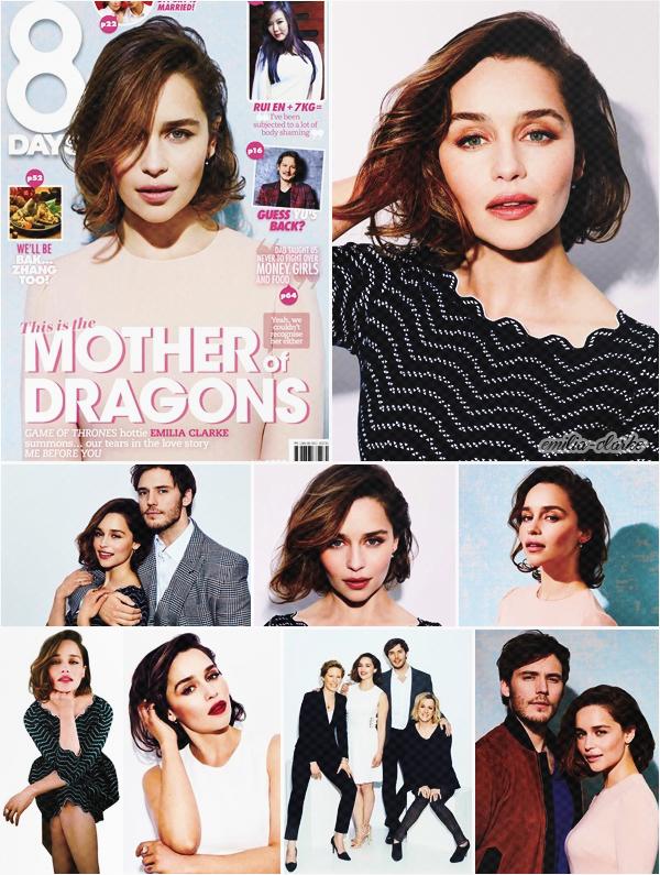 • Magazine - 8 Days