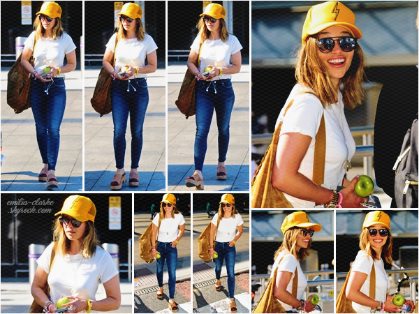 • Candid - At Heathrow Airport