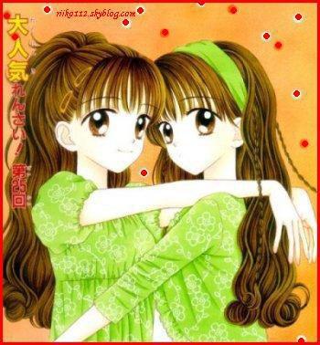 mangas amitié
