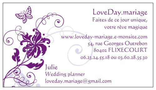 Loveday Carte De Visite
