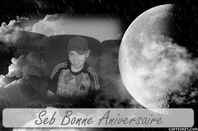 Toon Anniversaire!! Aujourd'hui Lee 1er Décembre!! Seeb Ont T'aaimeuh Tuu Nous Menque!! trop