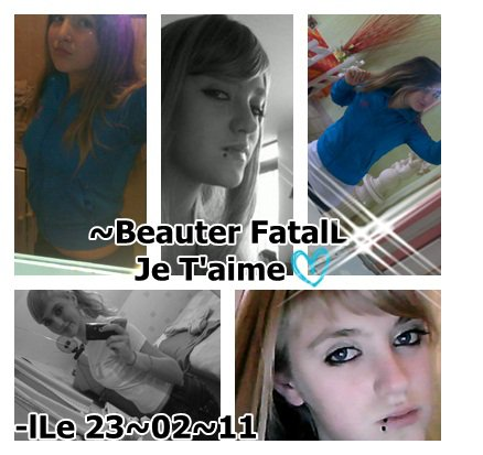 - ElL' lLee < 23~02~11 > Je T'aime