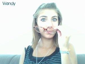 Mademoiselle Wendy.
