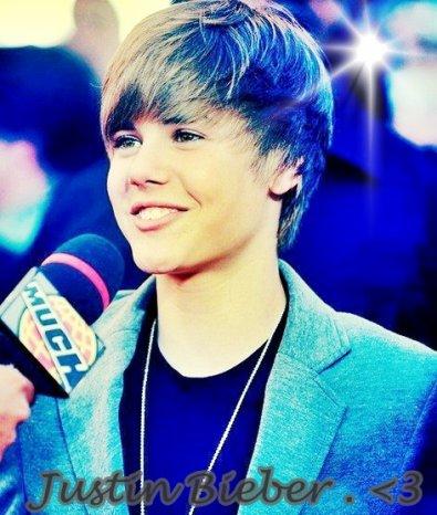 Justin Bieber ! :) <3