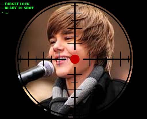 Justin Bieber .....NO WAY