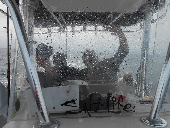 sortie bateau du 15 aout 2015