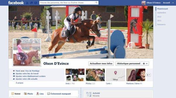 ~ Ajoutez nous sur facebook ! ~