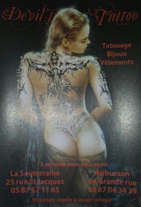 devil's tattoo