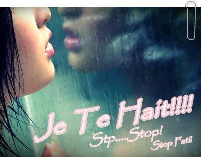 Comme Je Te Hais!....Stop!!!