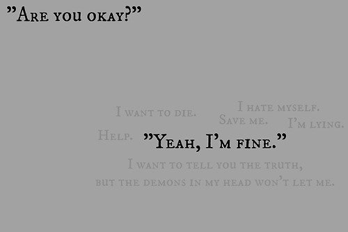 I'M FINE ! OKey ! ?