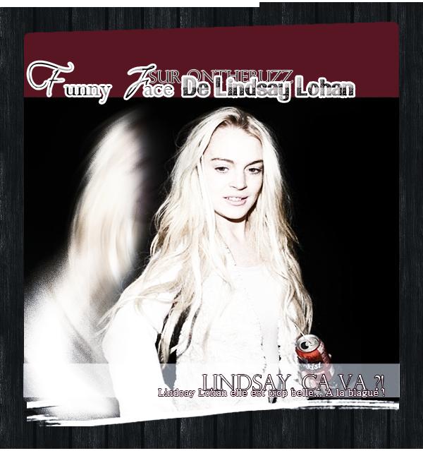 Article quinzième : Lindsay Lohan. Rien à dire !