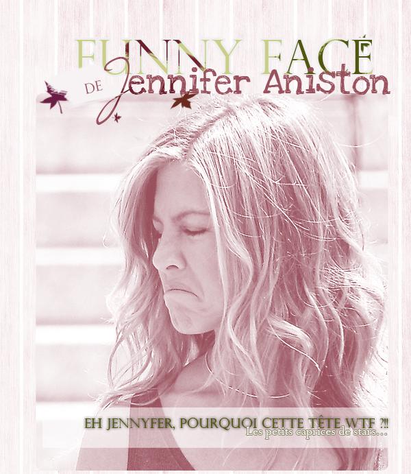 Article dixhuitième : Jennifer Anniston quand elle voit un thon..