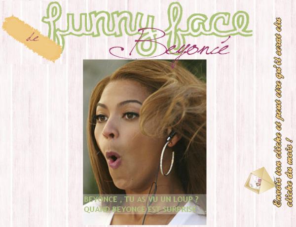 Article vingt sixième : Beyoncé a vu une catastrophe