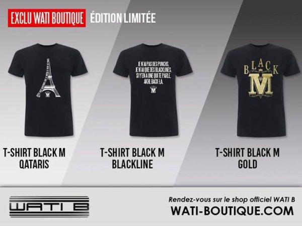 édition Limitée Tee Shirt Collector De Black
