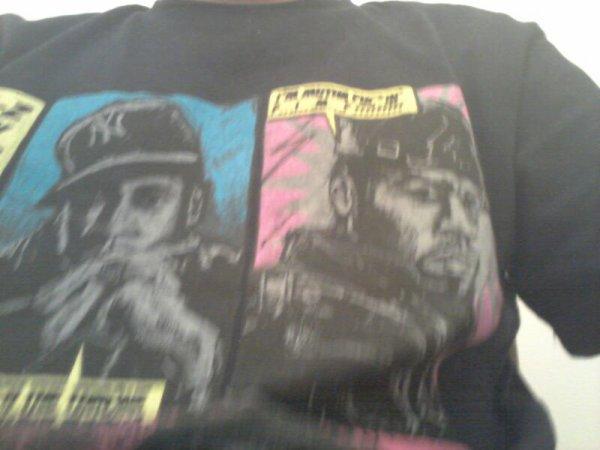 T-Shirt two angle