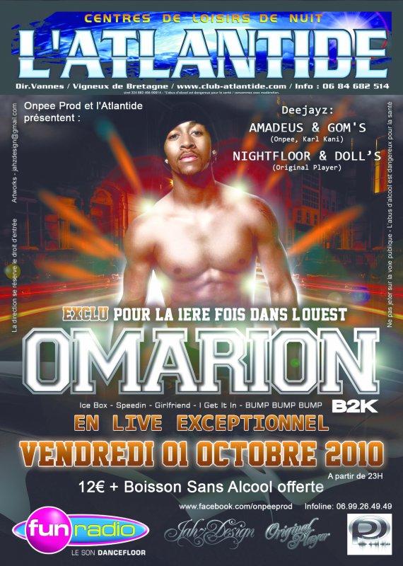 OMARION LE 01/10/2010 A NANTES