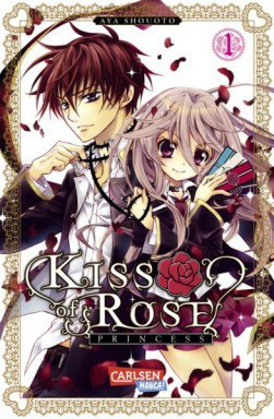 Kiss Of Rose Princesse