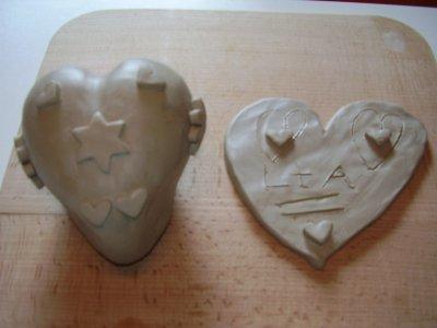 initiation poterie avec Laurent