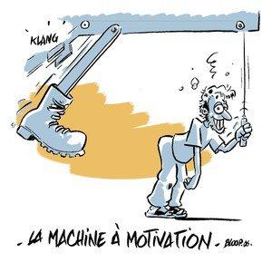 """""""motivée,motivée,motivée"""""""