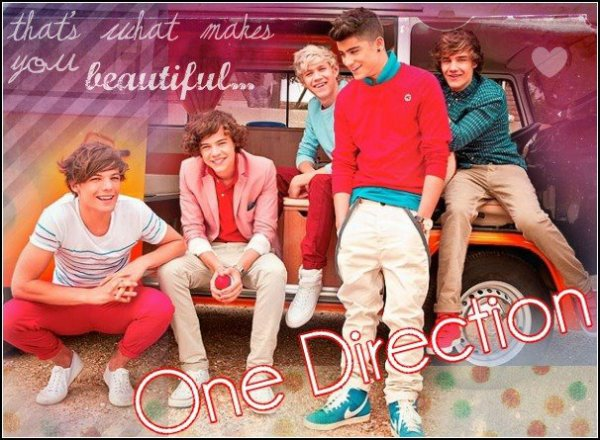 Fiction de One Direction<3