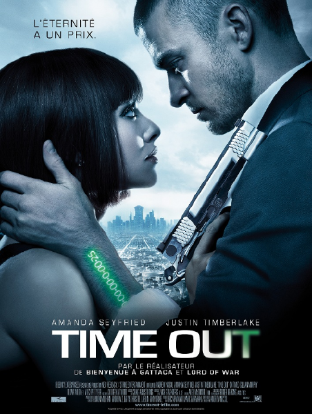 Time out - Amanda Seyfried, Justin Timberlake, Cillian Murphy