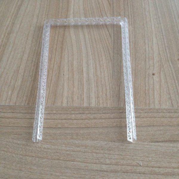 Assemblage mat chapiteau