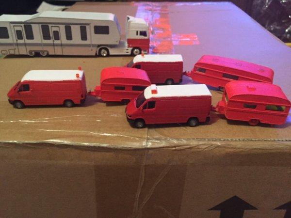 Caravane et sprinter
