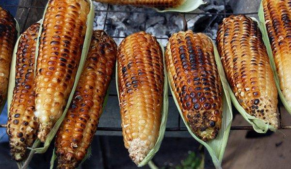 Maïs grillé, Fougelle  drarom