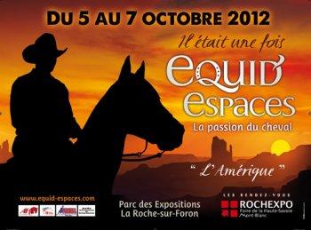 2012# Equid'Espace : il est des rêves qui ne connaissent pas de limites. Le mien porte son nom : Grafity du Vervel <3