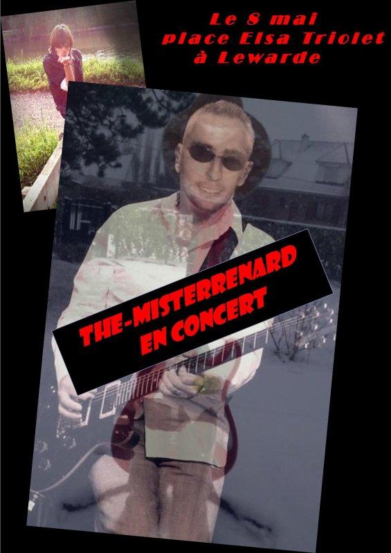 The-misterrenard en concert !!
