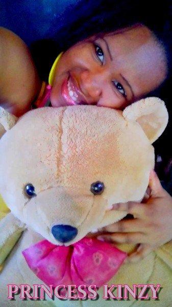 ME - princess kinzy