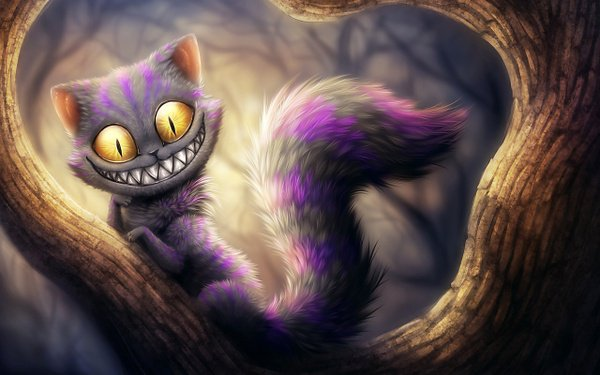 The Cheshire Cat, My alter Ego