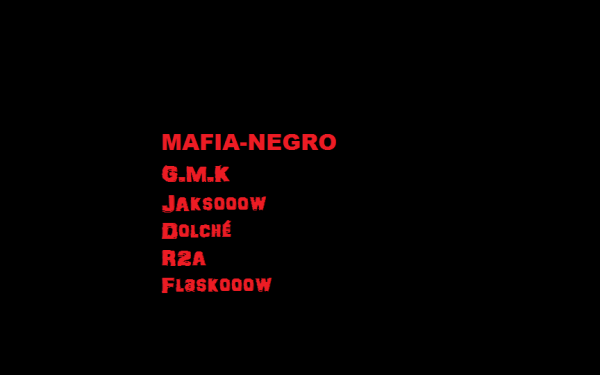 Bienvenu sur Le Blog de Mafia-Neegro