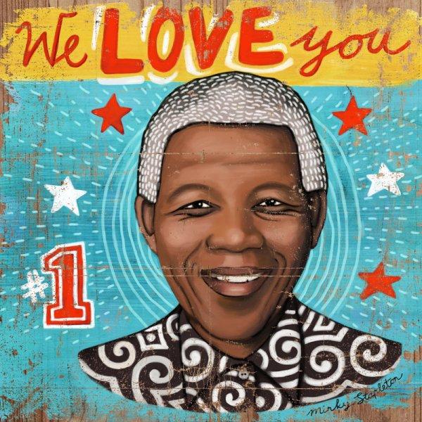 Madiba ♥