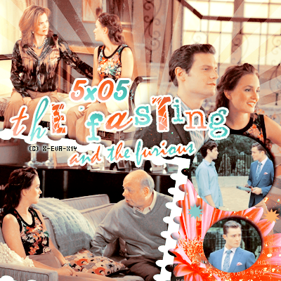 gossip girl : 5x05 the fasting and the furious