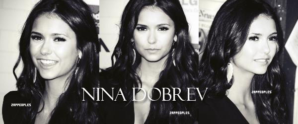 16 / 11 / 10 Nina Dobrev était présente au Spike TV's Scream 2010 à Los Angeles. Elle était magnifique !   $) Tu en pense quoi ? Dit moi tout ! ^^