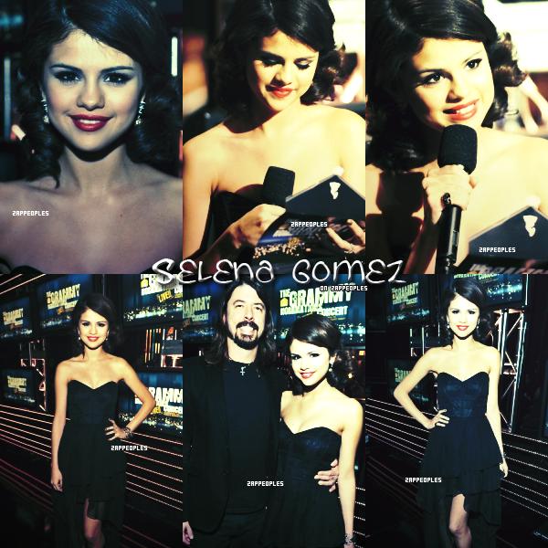 01 / 12 / 10 Selena a eu le privilège de présenter les prochains nominés à la prestigieuse cérémonie des Grammy Awards. Elle était magnifique, et son make up subliiime ^^ ! Et toi, tu en pense quoi ?