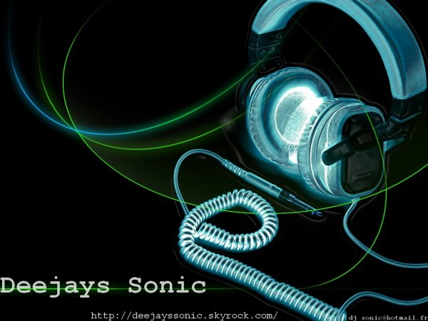 DJ-Sonic - Maybe You Can Get My Beat (2008)