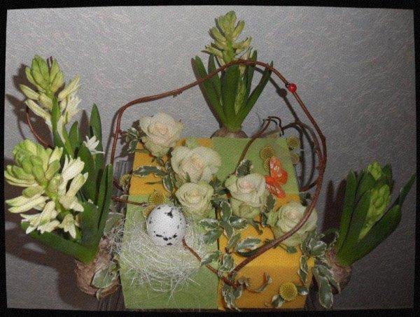 fleurs et bulbes printaniers blog d 39 art floral. Black Bedroom Furniture Sets. Home Design Ideas