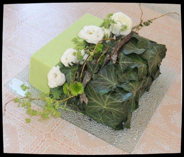 explosion de fleurs aux deux couleurs blog d 39 art floral. Black Bedroom Furniture Sets. Home Design Ideas