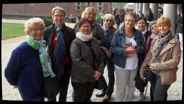 Séjour en Belgique : Fleuramour 2015 autour du thème
