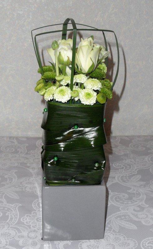 Cours d'art floral 1